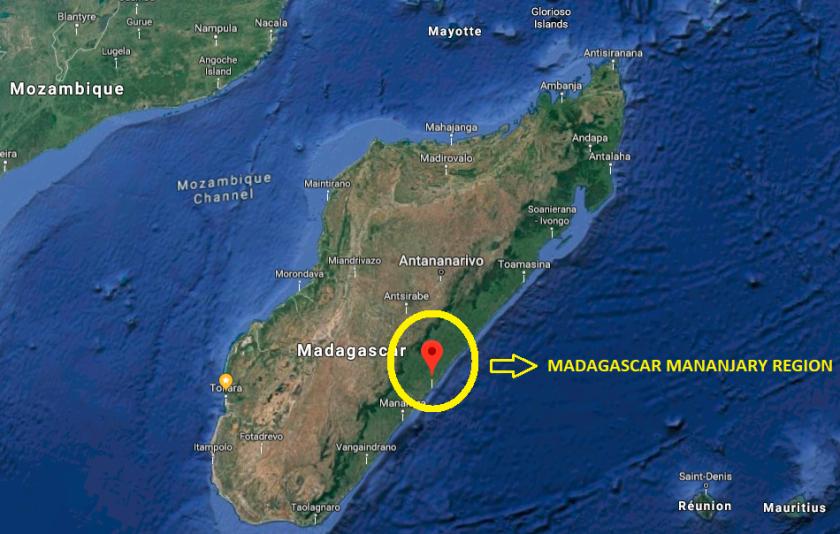 MANANJARY REGION